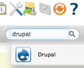 Drupal Softaculous search